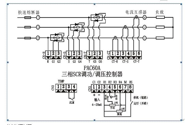 小电流三相电力调整器|日本岛通(shimax)中国区授权